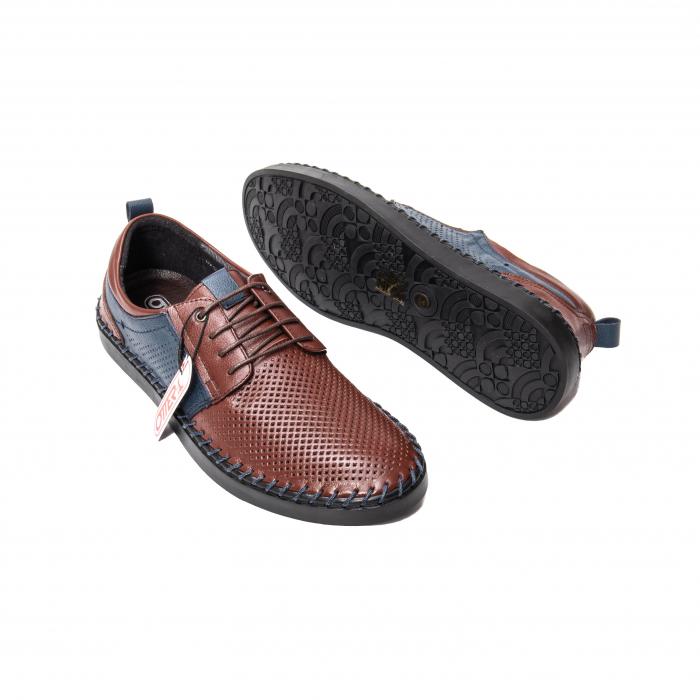 Pantofi vara barbat, piele naturala [3]