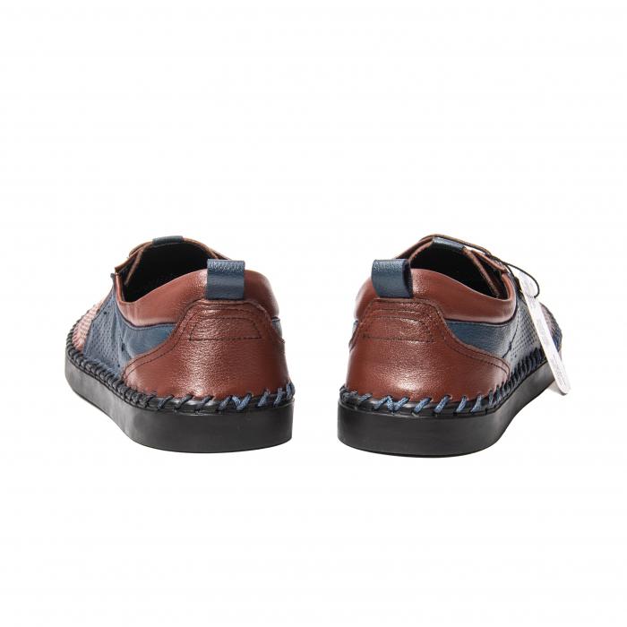 Pantofi vara barbat, piele naturala [5]