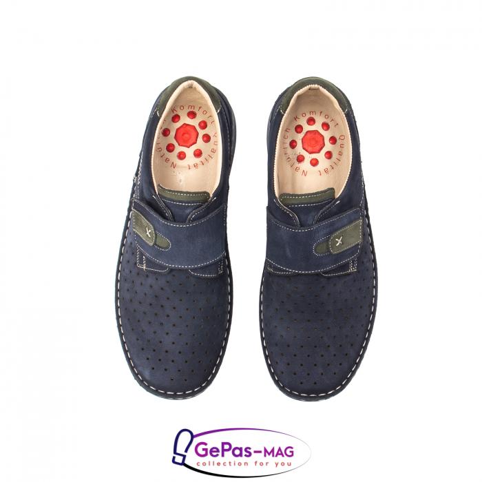 Pantofi vara barbati OT 9583 bleumarin [5]