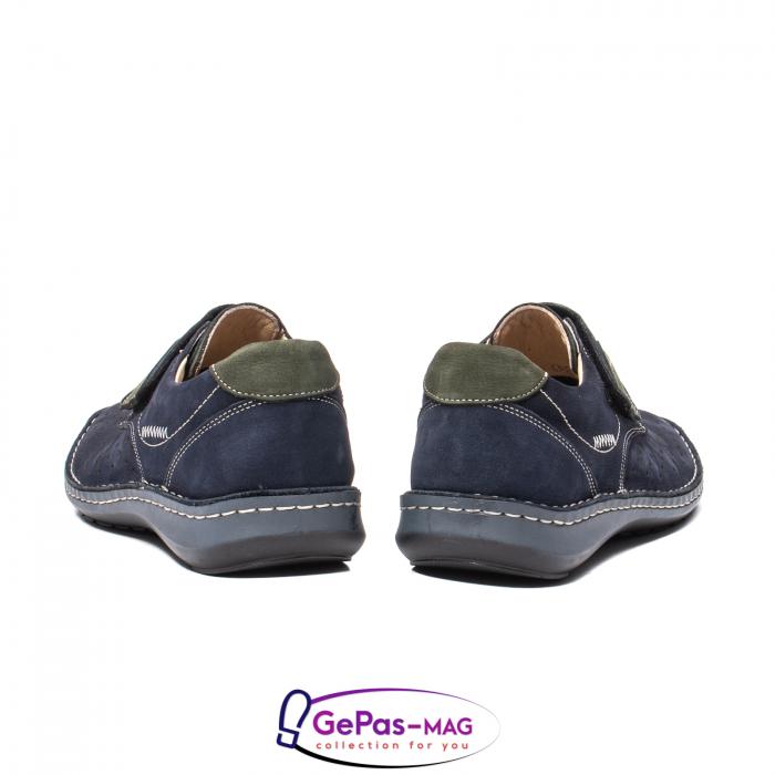 Pantofi vara barbati OT 9583 bleumarin [6]