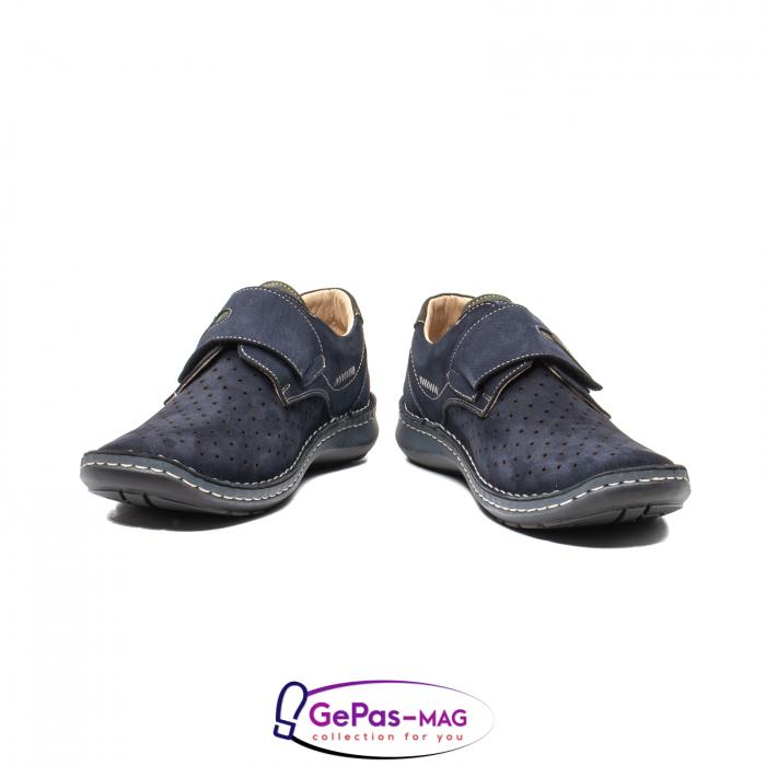 Pantofi vara barbati OT 9583 bleumarin [4]