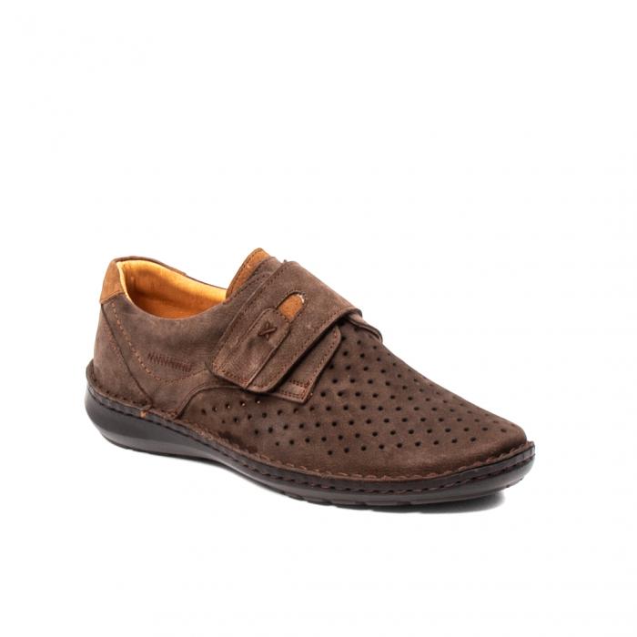 Pantofi barbati vara, OT 9583 C4-2 [0]