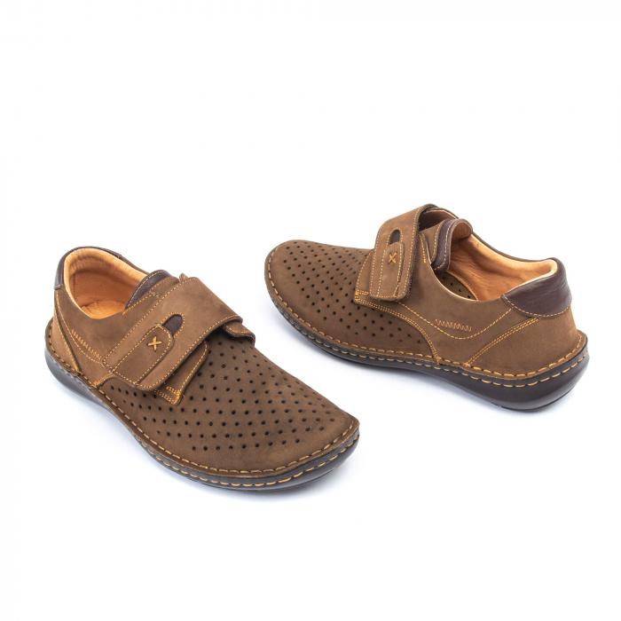 Pantofi vara barbati OT 9583 maro 3