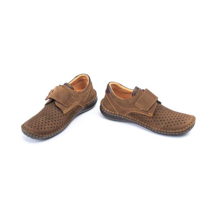Pantofi vara barbati OT 9583 maro 4
