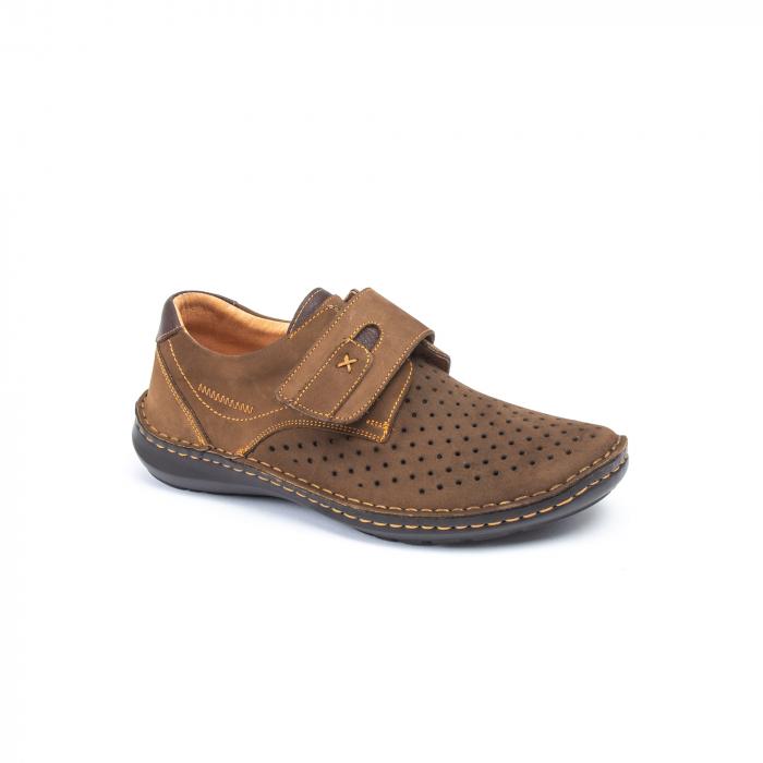 Pantofi vara barbati OT 9583 maro 0