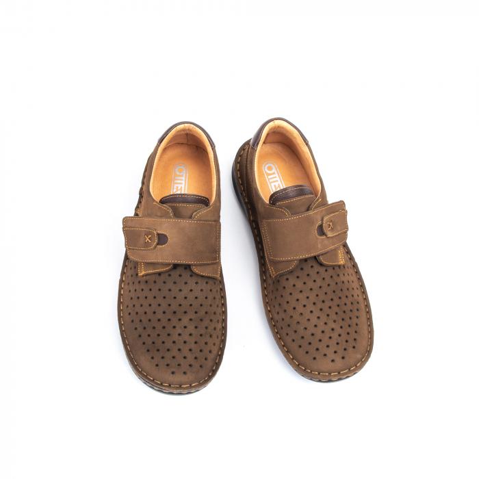 Pantofi vara barbati OT 9583 maro 5