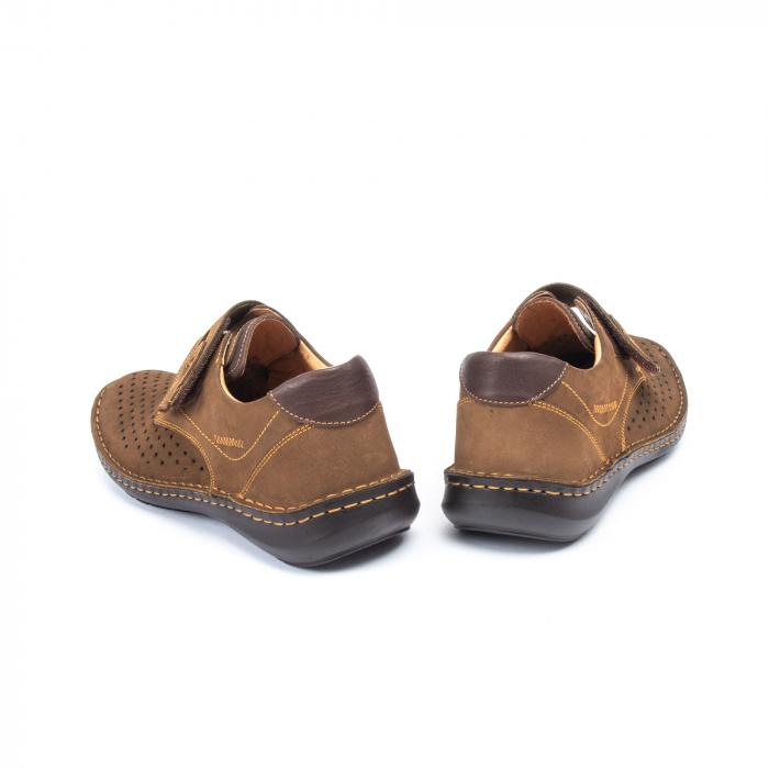 Pantofi vara barbati OT 9583 maro 6