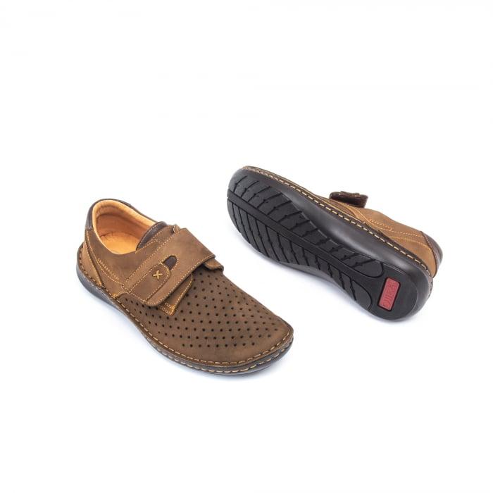 Pantofi vara barbati OT 9583 maro 2