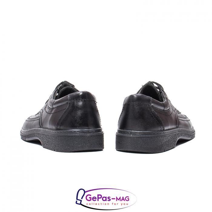Pantofi vara barbati, piele naturala, OT27814V 6
