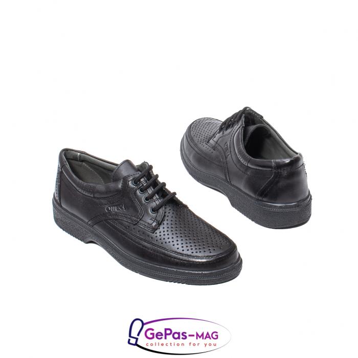 Pantofi vara barbati, piele naturala, OT27814V 2