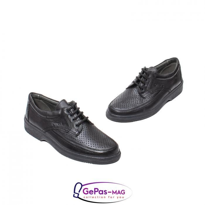 Pantofi vara barbati, piele naturala, OT27814V 1