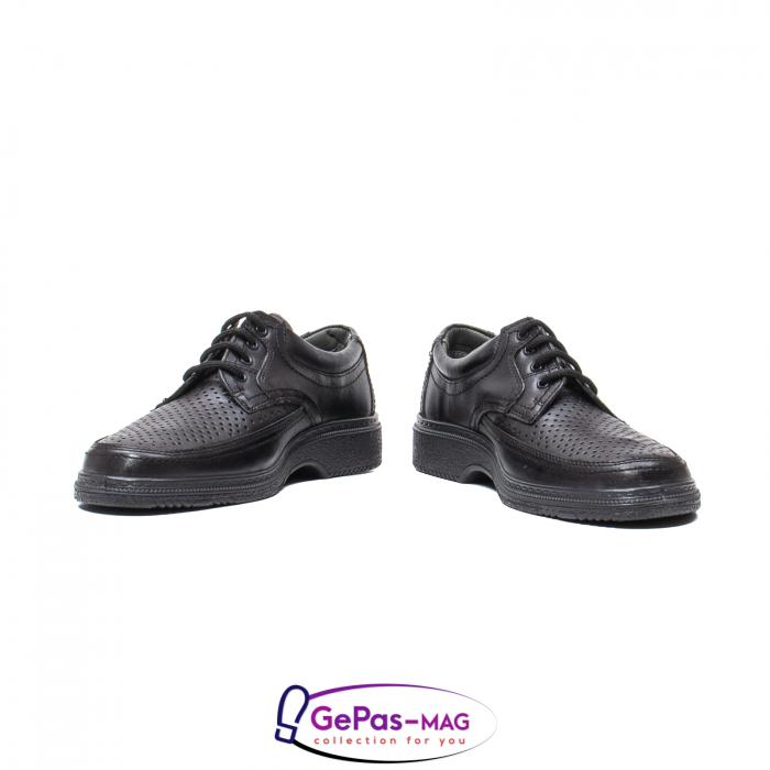 Pantofi vara barbati, piele naturala, OT27814V 4