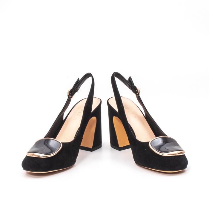 Pantofi dama vara eleganti, EP-hm4f430-0461-00h6h 4