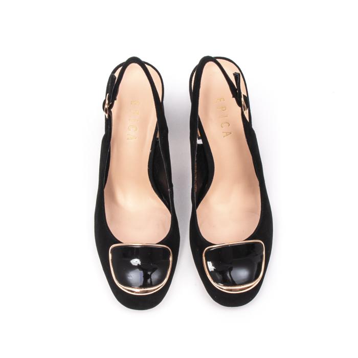 Pantofi dama vara eleganti, EP-hm4f430-0461-00h6h 5