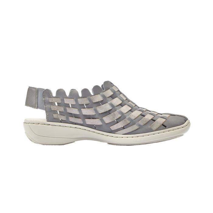Pantofi dama de vara, RIK-413V8-12 6