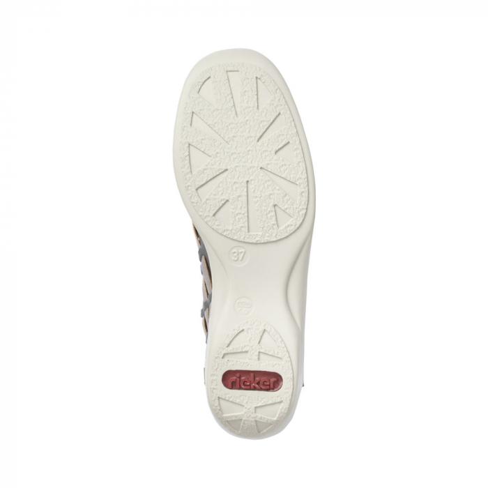 Pantofi dama de vara, RIK-413V8-12 4