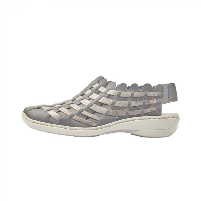 Pantofi dama de vara, RIK-413V8-12 5