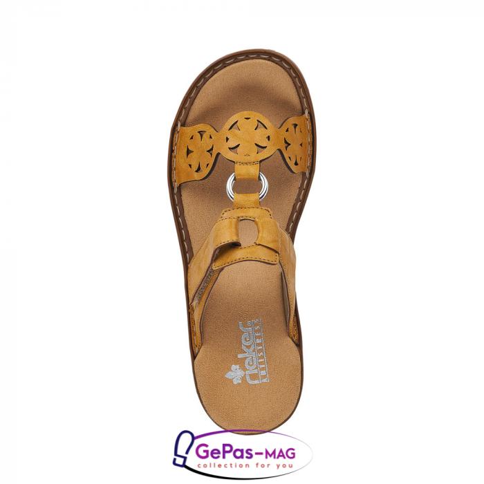 Papuci dama, piele ecologica, 60827-68 1