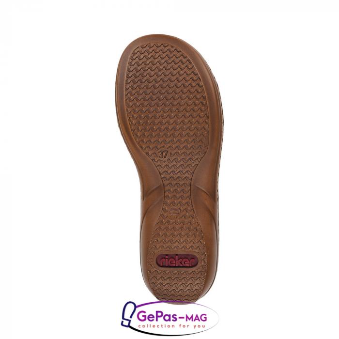 Papuci dama, piele ecologica, 60827-68 2