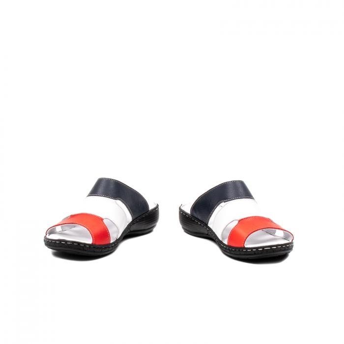 Papuci dama, piele naturala E3440, 15-N 4