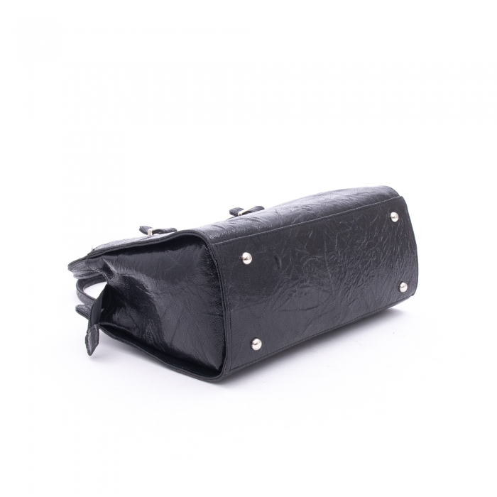 Poseta dama model 259 negru sifonat [4]