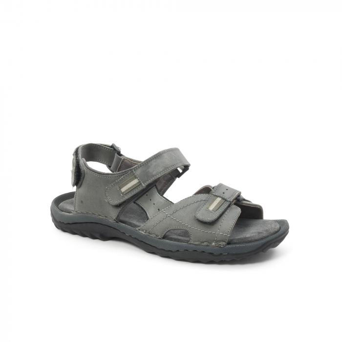 Sandale barbat  LFX 693 - Gri 0