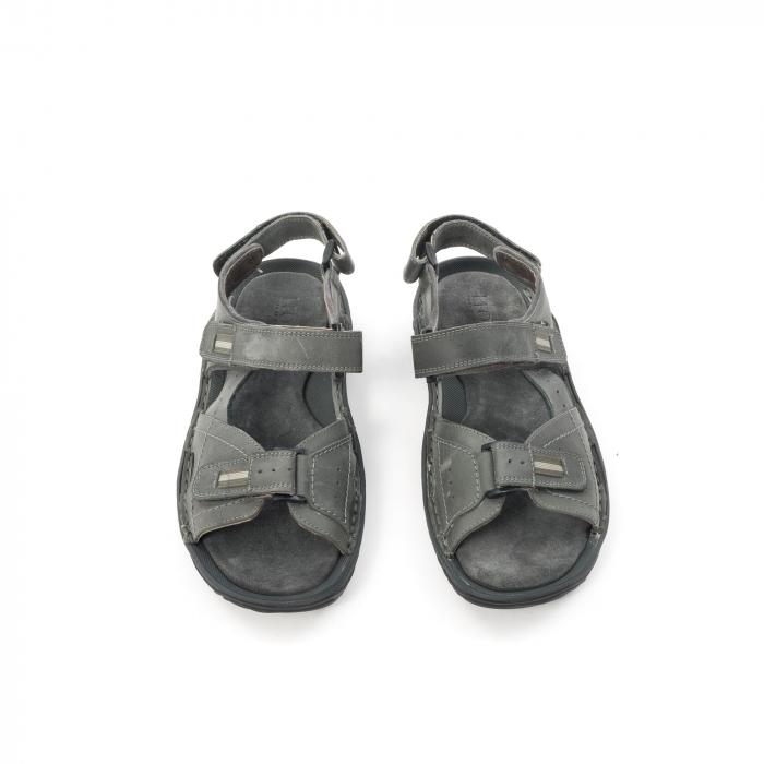 Sandale barbat  LFX 693 - Gri 2