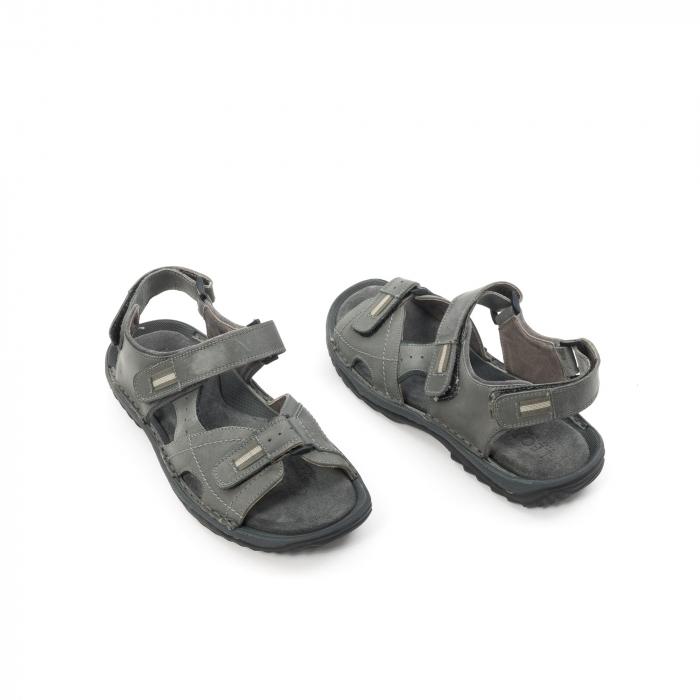 Sandale barbat  LFX 693 - Gri 5