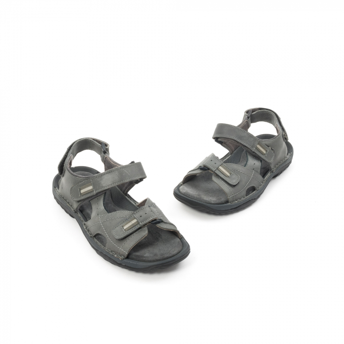 Sandale barbat  LFX 693 - Gri 6