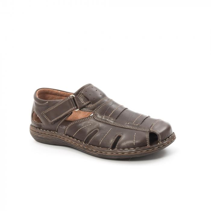 Sandale barbat LFX 928 - Maro 0