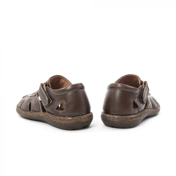 Sandale barbat LFX 928 - Maro 6