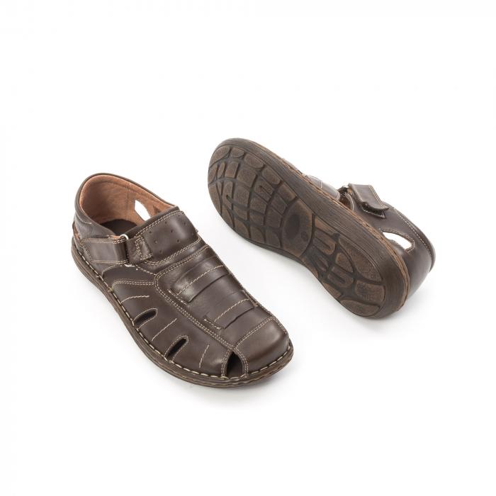 Sandale barbat LFX 928 - Maro 3