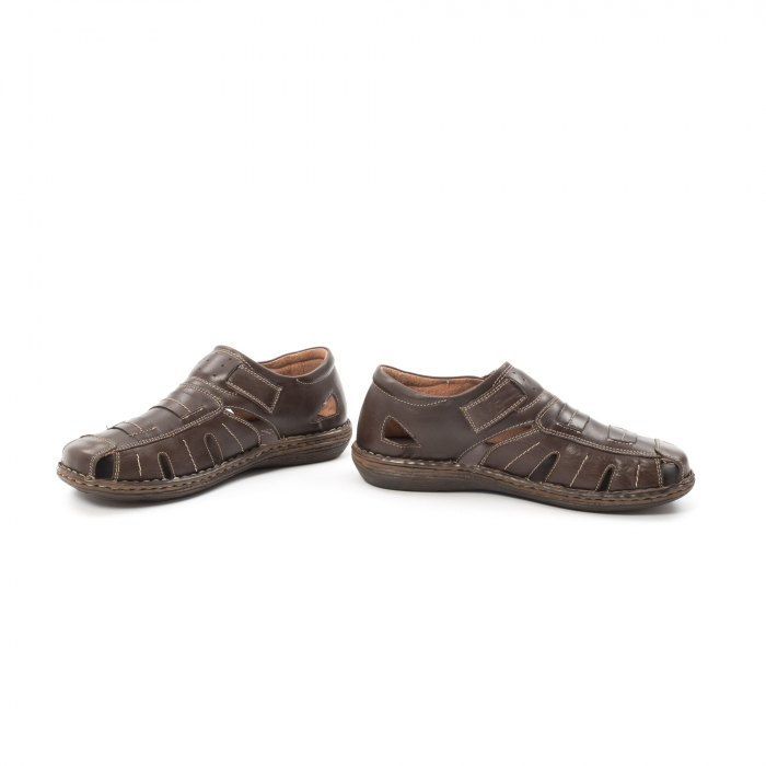 Sandale barbat LFX 928 - Maro 4