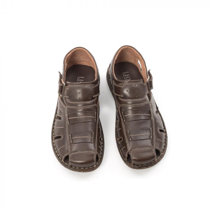 Sandale barbat LFX 928 - Maro 5