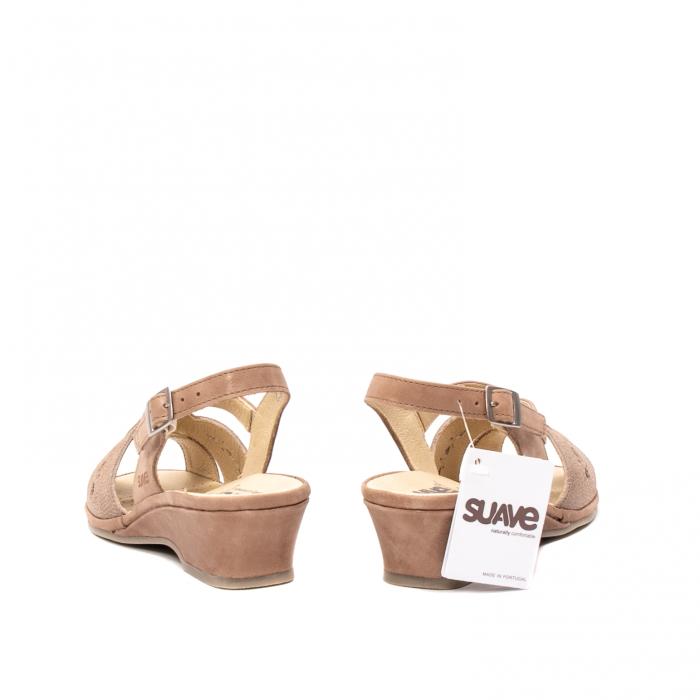 Sandale dama, piele naturala, ROMA SU0264 6