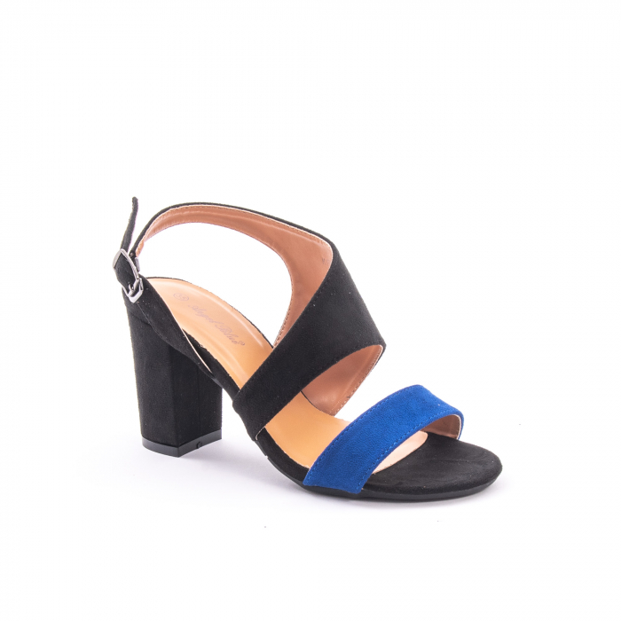 Sanda eleganta 678 blue 2