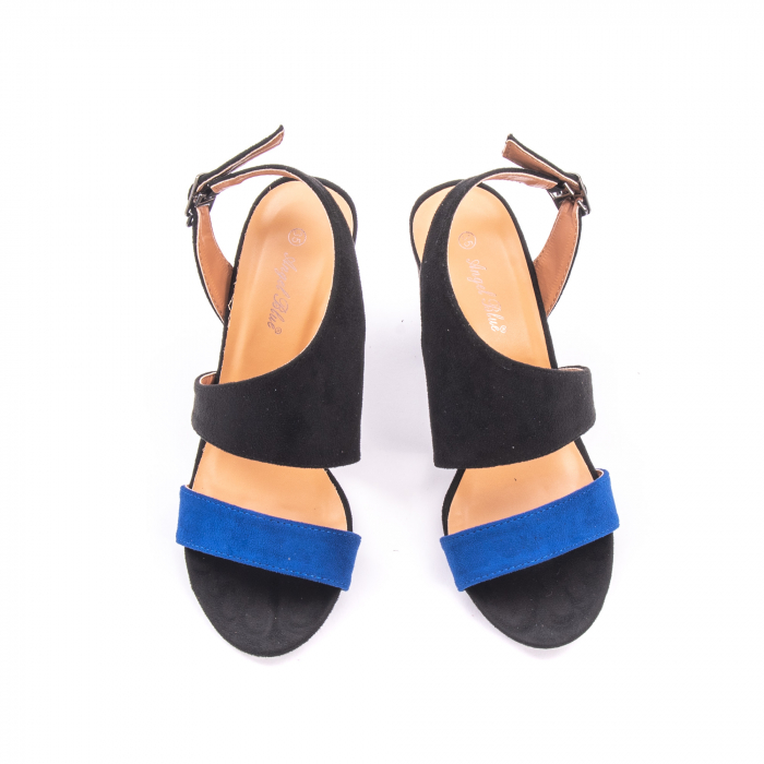 Sanda eleganta 678 blue 4