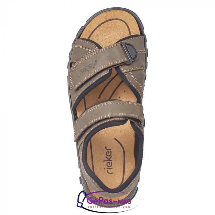 Sandale barbati, piele naturala, 25051-27 1