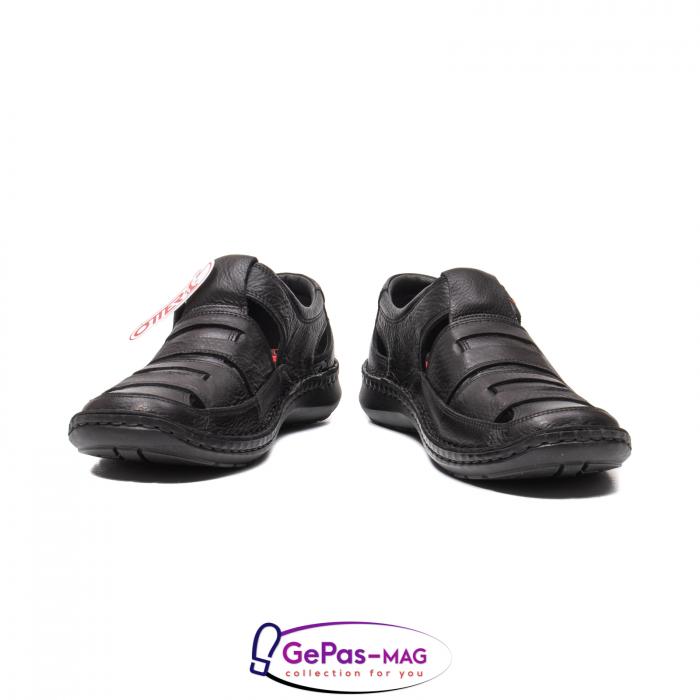 Sandale barbat, piele naturala, 9562 N 4