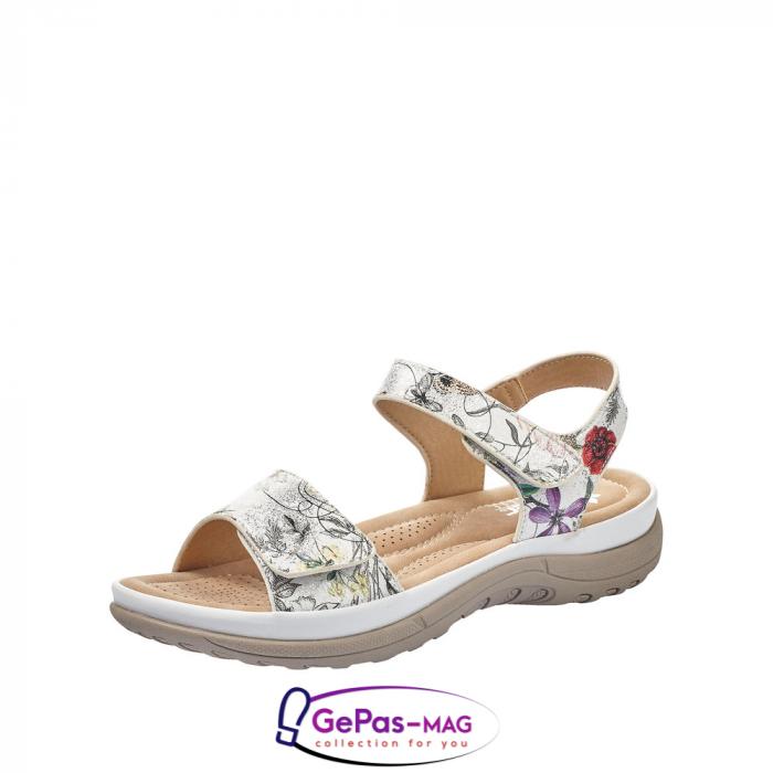 Sandale casual dama, multicolor, V8850-80 0