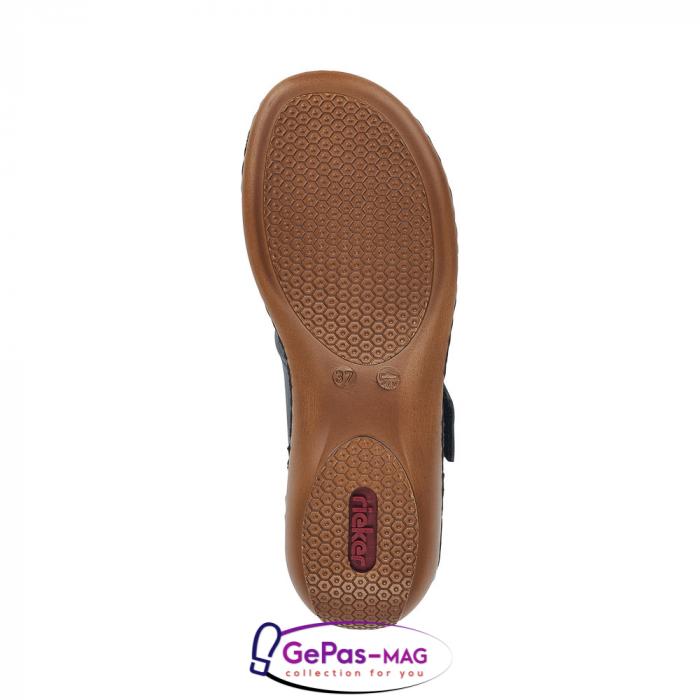Sandale casual, piele naturala, 659G0-14 3