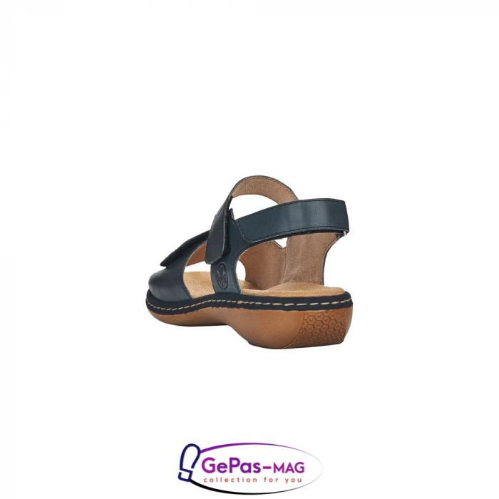 Sandale casual, piele naturala, 659G0-14 5