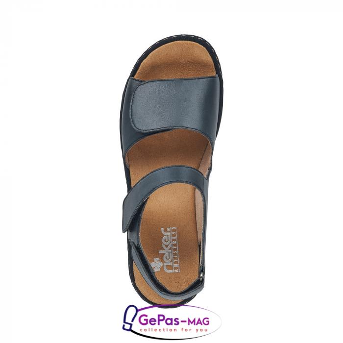 Sandale casual, piele naturala, 659G0-14 1