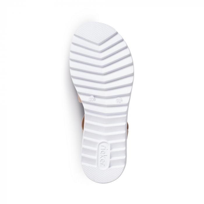Sandale dama casual, piele naturala, RIK V4422-31 1
