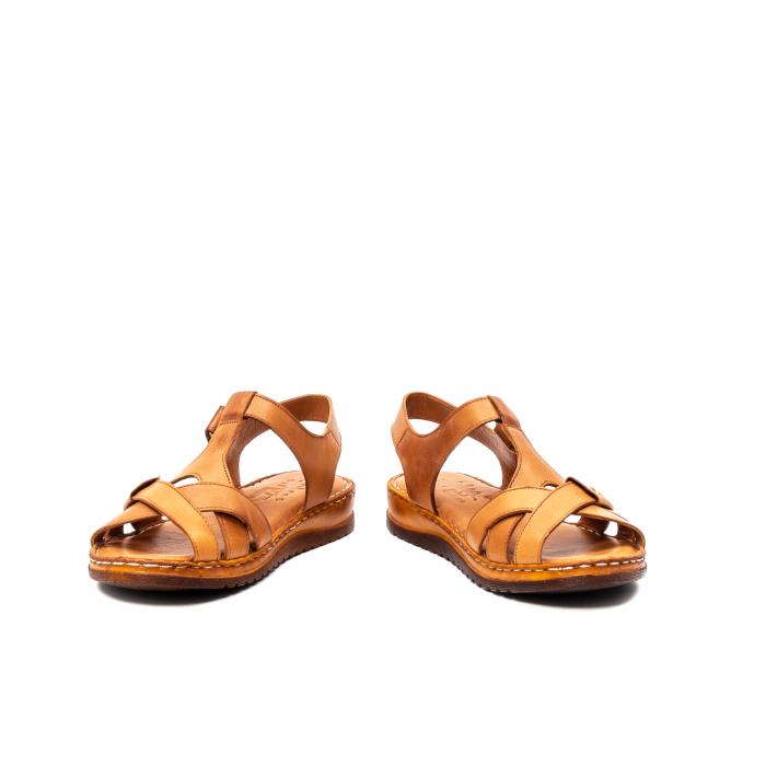 Sandale dama casual, piele naturala, Y2135 16-C [4]