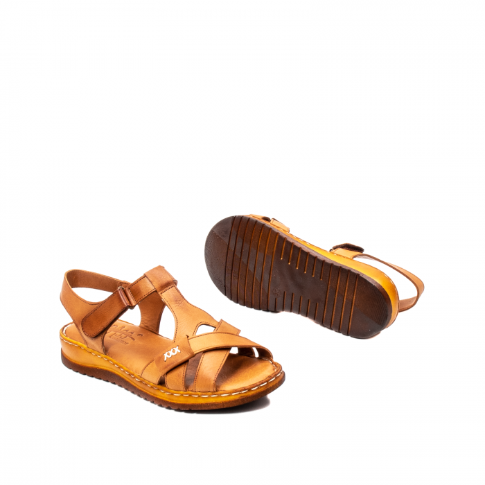 Sandale dama casual, piele naturala, Y2135 16-C [3]
