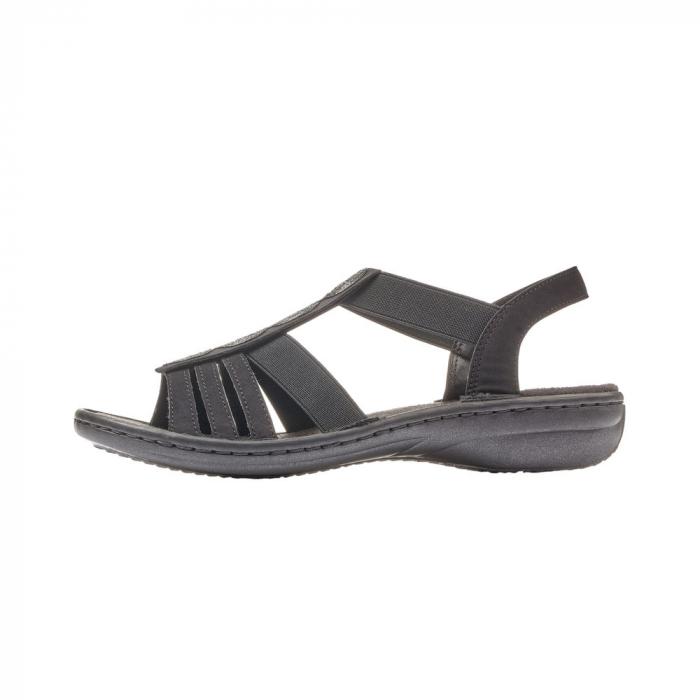 Sandale dama casual, RIK-60870-00 5