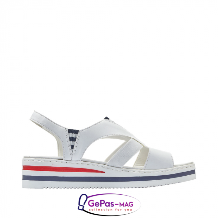 Sandale casual, V02Y5-80 4