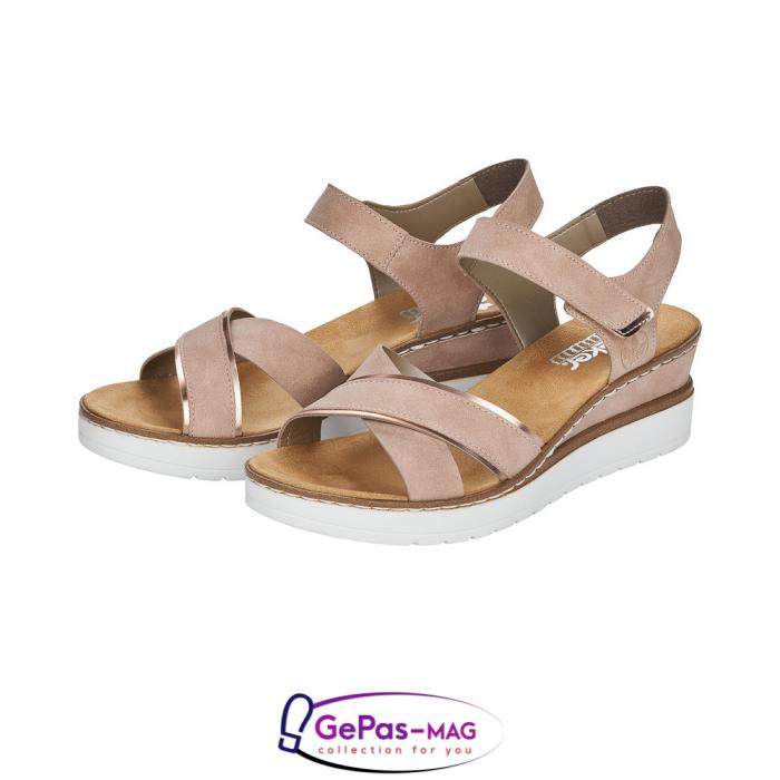 Sandale casual dama, V38G9-31 4
