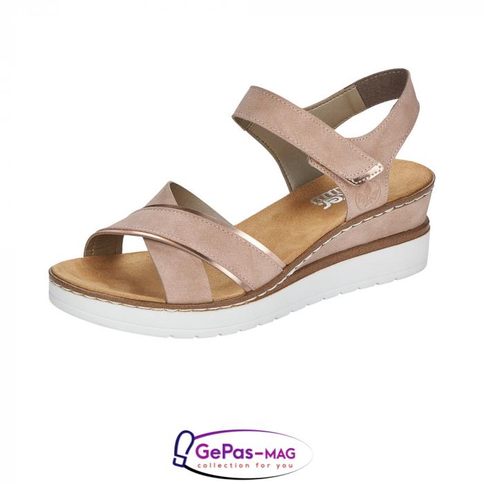 Sandale casual dama, V38G9-31 0